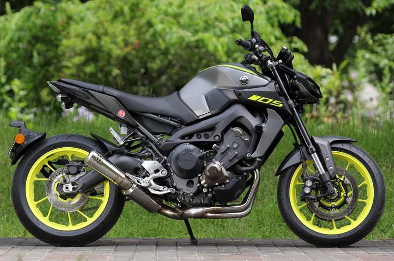"""2017~ MT-09ABS(2BL-RN52J) POWERBOXFULL""""S"""""""