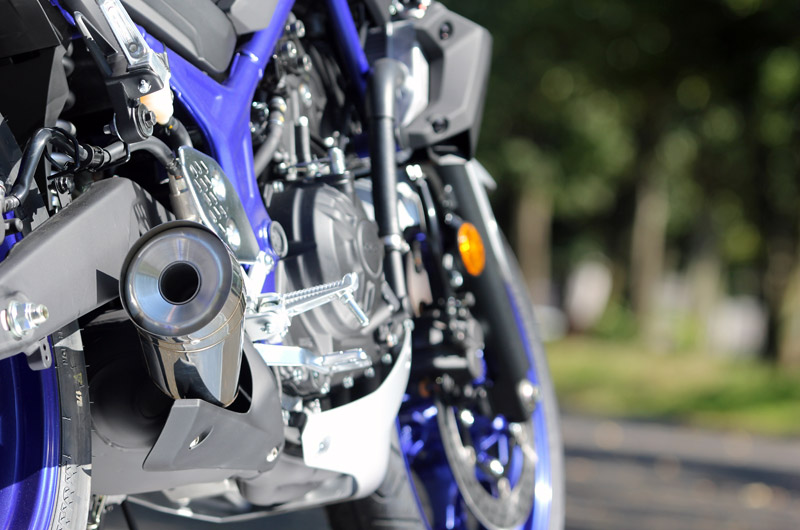 YAMAHA  MT-25(JBK-RG10J)POWER BOX LITE