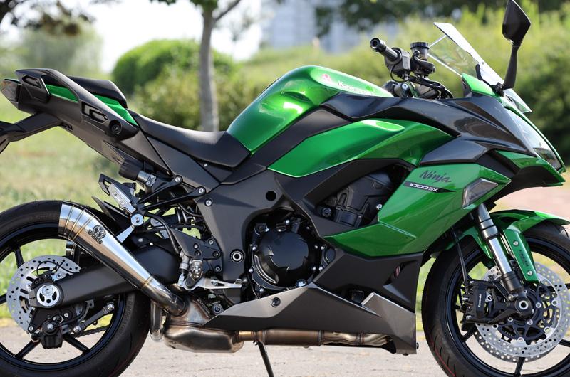 Kawasaki Ninja1000SX (2BL-ZXT02K) POWERBOX TWOTAIL