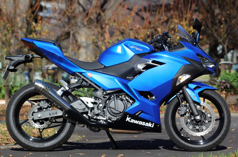Kawasaki Ninja250 (2BK-EX250P)POWERBOX MEGAPHONE