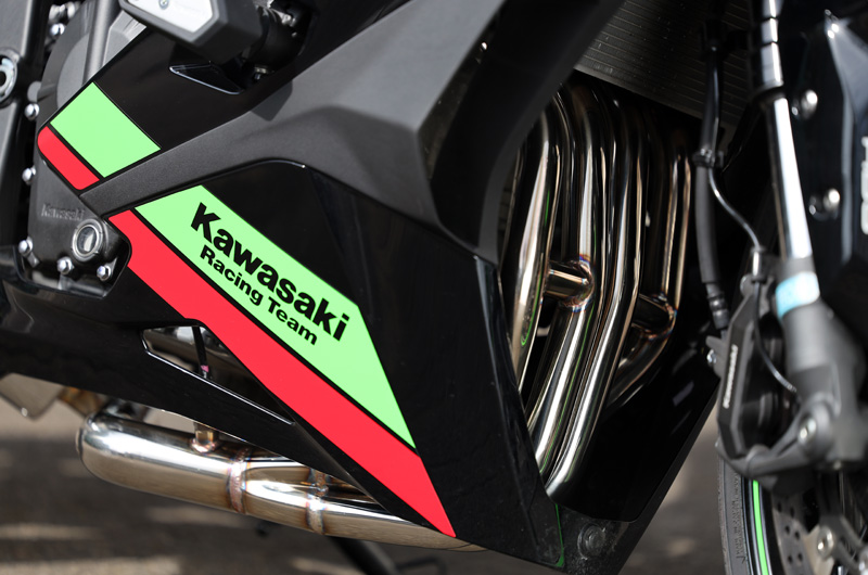 Kawasaki Ninja ZX-25R (2BK-ZX250E) POWERBOX FULL