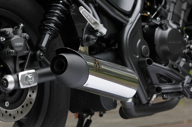 レブル250(2BK-MC49)POWERBOX PIPE