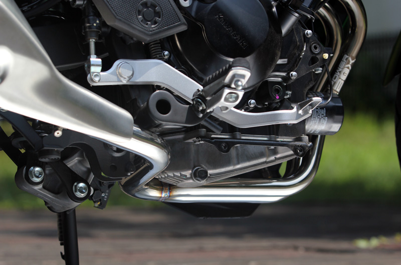 VERSYS-X 250 ABS(2BK-LE250D)POWERBOX PIPE