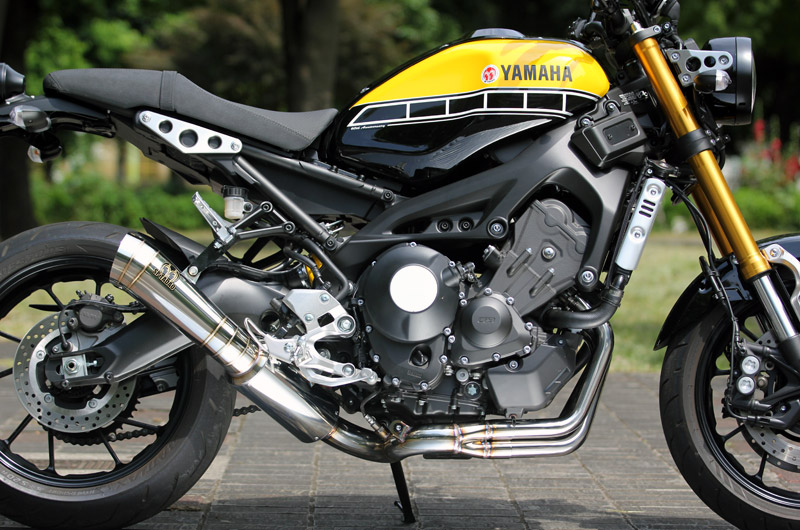 XSR900(EBL-RN46J) POWERBOX FULL