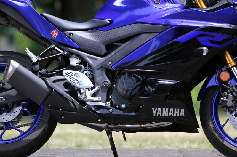 ヤマハ (YAMAHA)/YZF-R25マフラー POWERBOX PIPE