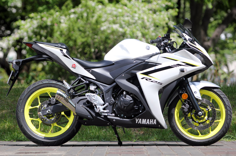 YAMAHA  YZF-R25(JBK-RG10J)POWER BOX