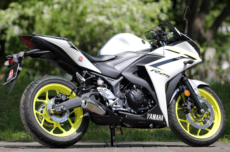 YAMAHA  YZF-R25(JBK-RG10J) POWER BOX LITE