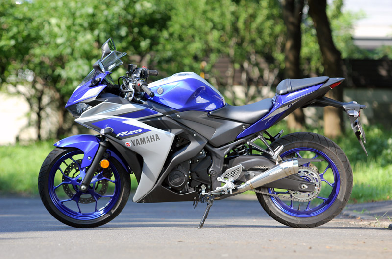 YAMAHA  YZF-R25(JBK-RG10J)PURE SPORT TWO TAIL HP
