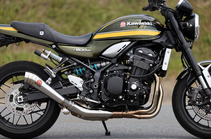Kawasaki Z900RS/CAFE (R2BL-ZR900C)POWERBOX MEGAPHONE R