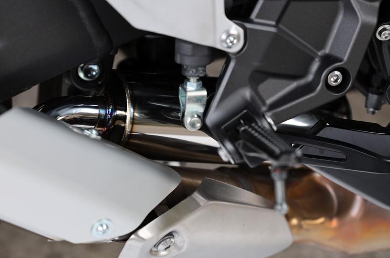 Kawasaki Z H2 (2BL-ZRT00K) POWERBOX メガホン