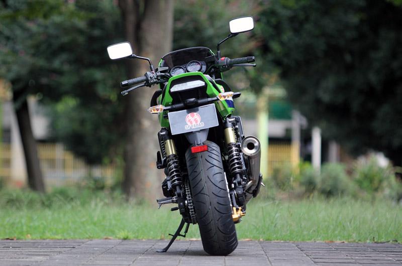 Kawasaki ZRX1200 DAEG POWERBOX SUS