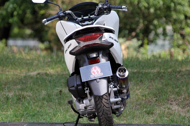 HONDA / 18〜PCX150 PURESPORT 'S' TitanBlue