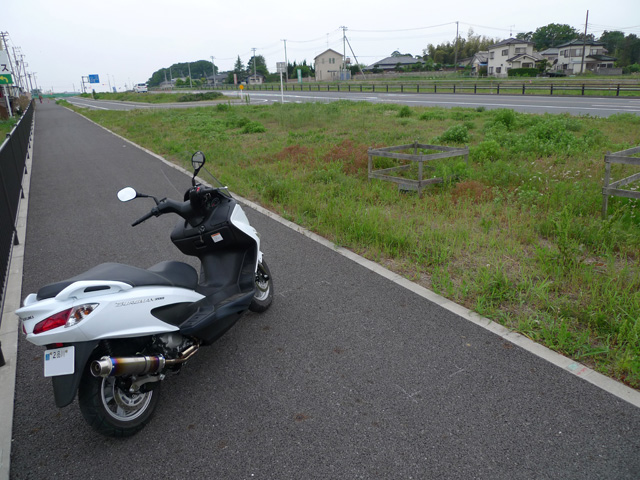 BURGMAN200(JBK-CH41A) POWER BOXマフラー