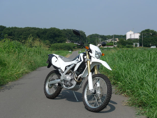 CRF250L(JBK-MD38)