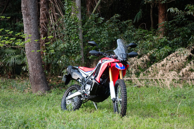 2017〜CRF250RALLY (2BK-MD44)POWERBOX PIPE 開発奮闘記