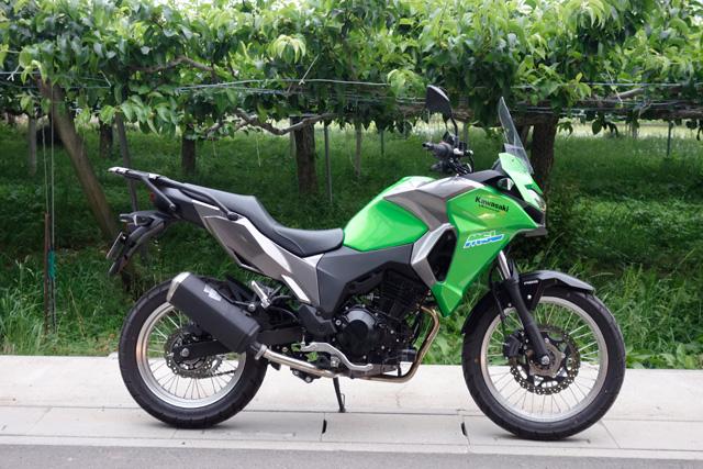 VERSYS-X 250 ABS(2BK-LE250D)編