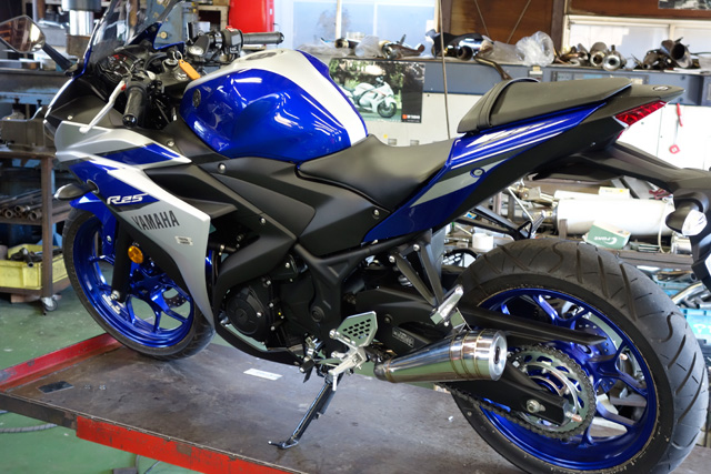 YAMAHA  YZF-R25 PURE SPORT TWOTAIL